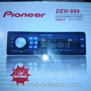 Автомагнитола Pioneer USB,micro SD, FM радио фото