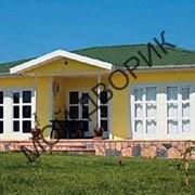 Компания Мой дворик предлагает быстросборные дома из ЛСК фото