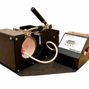 Термопресс кружечный горизонтальный (нагревательный элемент d=8-9 см) фото