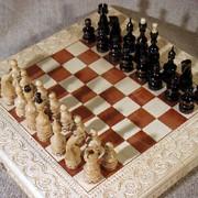 Шахматы подарочные фото