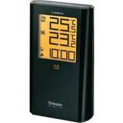 Термометр с часами и внешним датчиком Oregon Scientific EW92 фото