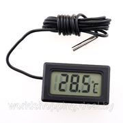 Цифровой термометр. фото