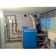 Монтаж систем отопления Чернигов Украина фото