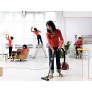 Профессиональная уборка квартир домов офисов БЕЗ ХИМИИ! фото