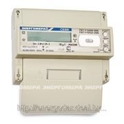 Трёхфазный счётчик СЕ301 с PLC модемом фото