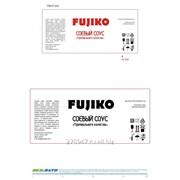 Соус соевый Премиум Торговая марка FUJIKO 20л фото
