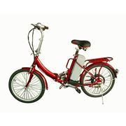 Электровелосипед V-City фото