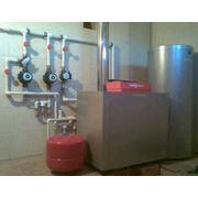 Установка, монтаж систем отопления, водоотведения, проектирование систем отопления в доме, квартире и другие услуги Киев фото
