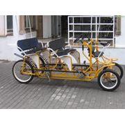 Велосипеды четырехколесные фото