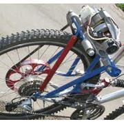 Велосипеды с мотором фото