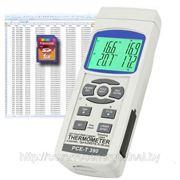 Термометр логгер РСЕ Е 390 фото