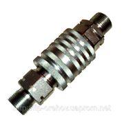 Муфта ЕВРО S24 разрывная (клапан) (M20х1,5-M20x1,5) фото