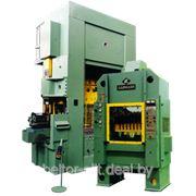 Пресс-автомат листоштамповочный АБ6130 б/у фото