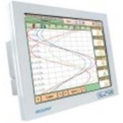 Многоканальный электронный регистратор с сенсорным экраном REGIGRAF (Ф1771-АД) фото