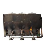 Печи для производства древесного угля фото