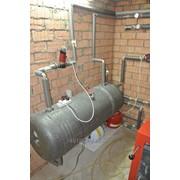 Монтаж внутренних систем водоснабжения и канализации под ключ фото