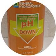 PH Down GHE (t°C) 1л фото