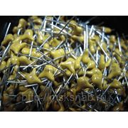 Многослойный керамический конденсатор NPO (51pf; 50v ±5%) - Аналог К10-17. фото