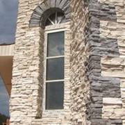 Форма для производства декоративного камня (наружная отделка) фото