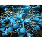 Керамический высоковольтный конденсатор Y5P (10pkf; 2000v ±10%) - Аналог К15-5 фото