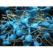 Керамический высоковольтный конденсатор Y5P (100pkf; 3000v ±10%) - Аналог К15-5. фото