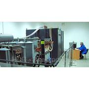 Стенд испытания трансформаторов фото