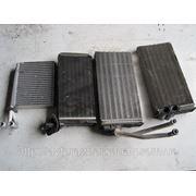 Радиатор печки (оригинал, б/у) Фольксваген ЛТ 28, 35, 46 (Volkswagen LT) двигатель 2,5 ТDI, 2,5 SDI, 2,8 ТDI фото