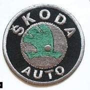 Нашивки на форменную одежду Shkoda avto фото