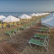 Пляжный зонт 4 м фото