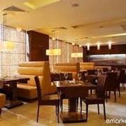 Изготовление мебели для баров кафе и ресторанов фото