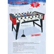 Игровой стол - футбол STORM F-1 FAMILY OUTDOOR (138x76x88) фото