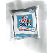 Соль поваренная пищевая самосадочная фото