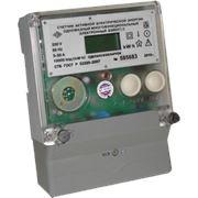Счетчики активной электрической энергии однофазные многофункциональные электронные ЭЭ8007 фото