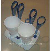 Подставка для зубных щёток Ренди фото