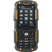 Мобильный телефон Sigma mobile X-treme DZ67 Travel Yellow/Black (6907798466411), код 110652 фото