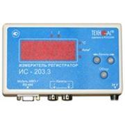Двухканальный измеритель регистратор ИС-203.3 фото