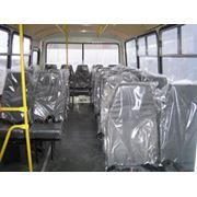 Сидения ремни привязные подлокотники для автобусов фото
