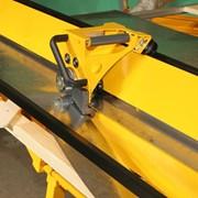 Cтанок 1 Листогибочный (листогиб) Z R S 2360 mm, купить станок Листогибы ручные с функцией резки, Станки и оборудование гибочные фото