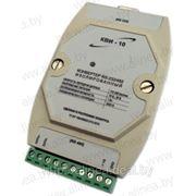 Преобразователь интерфейсов RS-232/RS-485 «КВИ-10» фото