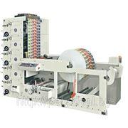 4-х красочная Флексографская печатная машина ATLAS-850 фото