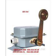 Переключатель концевой ПП 741 Электро-ЛИК, 044-592-28-68 фото