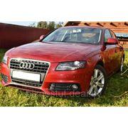 Audi A4 2008 г. фото