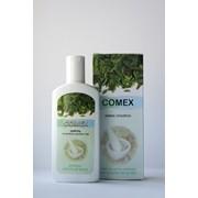 Шампунь Комекс без сульфата на основе индийских трав. Восстанавливает и укрепляет волосы. фото