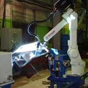 Сварочные роботы фото