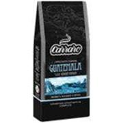 Кофе Сararro молотый Guatemala фото