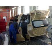Малярно-восстановительные работы по автомобилям фото
