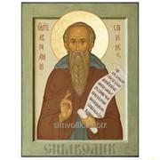 Икона св. прп. Авраамий Смоленский фото
