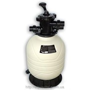 Фильтр песочный для бассейнов Emaux MFV20; 10.5 м3/ч; верхнее подключение фото