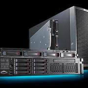Сервера HP фото