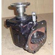 Коробка отбора мощности под кардан скоростной с выдвинутым фланцем фото